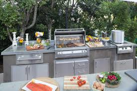 air outdoor grill kitchen