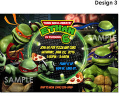 teenage mutant ninja turtles birthday party invitations vertabox com teenage mutant ninja turtles birthday party invitations birthday invitations ideas for your cards inspiration 7