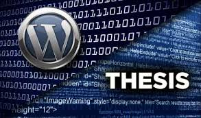 WordPress Thesis Image Berchman