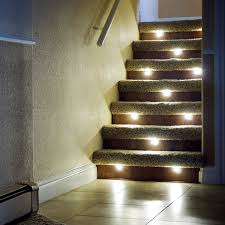 indoor stair lights application lamps staircase