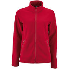 <b>Куртка женская Norman Women</b> (Sols) 36990. Цвет красный.