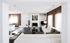beautiful living rooms living room punk modern white living room wallpaper bright living space modern apartment in madrid beautiful white living room