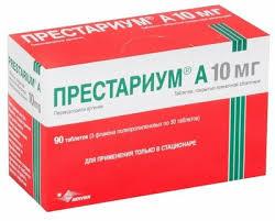<b>Престариум А</b> инструкция по применению, цены в аптеках ...