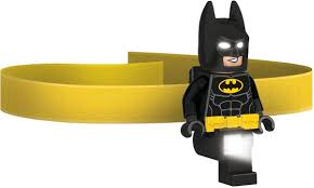<b>LEGO</b> Batman <b>Movie Налобный фонарик</b> Batman