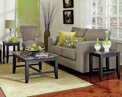one coffee table and two end tables  boroughs  piece table set