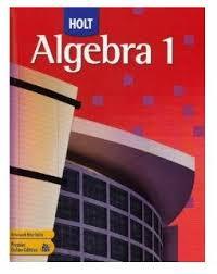 Holt Algebra   Workbook Answers   holt algebra   answer key