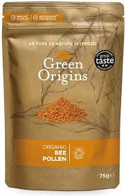 Green Origins Organic <b>Bee Pollen</b>, Raw 75g: Amazon.co.uk: Health ...