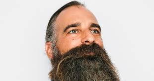 Look Book: Competitors at a <b>Beard</b> and <b>Mustache Competition</b>
