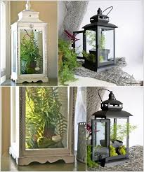 Lanterne Da Giardino Economiche : Graziose idee per arredare con le piante mondodesign