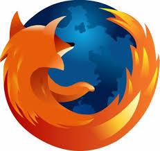 Logo: Firefox browser