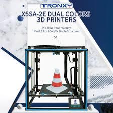 Auto Newest <b>Print</b> 3D Leveling <b>TRONXY</b> Support <b>Volume</b> Printers ...