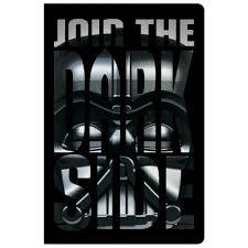 Купить Блокнот <b>LEGO Star Wars</b> Darth Vader 52216 21x14 см (96 ...