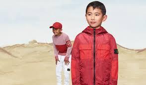 Одежда Stone Island Junior для детей 10-14 лет | Официальный ...