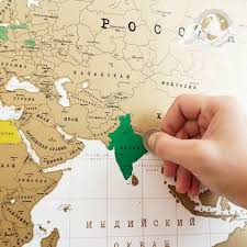 <b>Скретч карта мира</b> TrueMap купить в Самаре