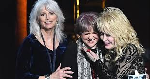 Review: <b>Dolly Parton</b> reunites with <b>Linda Ronstadt</b>, Emmylou Harris ...