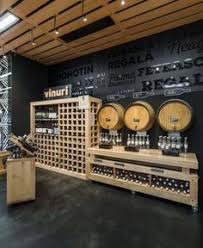 Jack Daniel's Barrels as <b>Decor</b> | Lost hiker | Beer store, Brewery ...