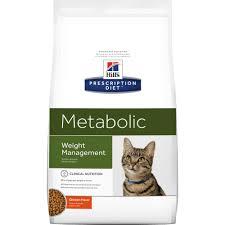 <b>Hill's</b>® <b>Prescription Diet</b>® <b>Metabolic</b> Feline - dry
