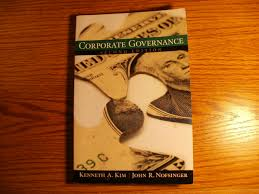 corporate governance second edition kneeeth a kim john r corporate governance second edition kneeeth a kim john r nofsinger amazon com books