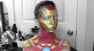 stylistikay stylistikay makeup artists elizabeth videos iron man