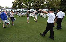 masters patrons show mix of disappointment appreciation masters