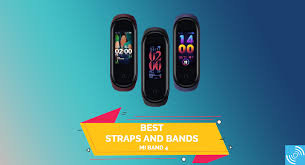 Best <b>Xiaomi Mi Band</b> 4 <b>Straps</b> and Bands that you should try (Third ...