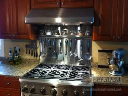 contemporary kitchen aluminum stone stainless steel
