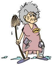 Bildresultat för cleaning ladies funny