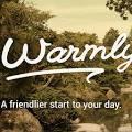 warmly