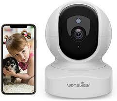 Wansview <b>WiFi IP Camera</b>, <b>1080P Wireless</b> Home Security: Amazon ...
