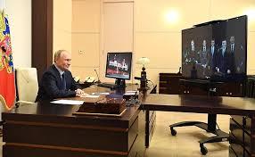 Президент <b>России</b>