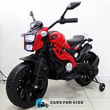 <b>Детский электромобиль</b> мотоцикл <b>Harley</b> Davidson DLS01