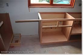 kitchen cabinet making