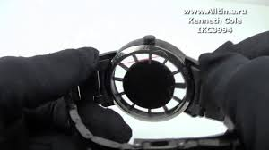 Мужские наручные fashion <b>часы Kenneth Cole IKC3994</b> - YouTube