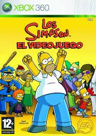 Los Simpson: El Videojuego RGH Español Xbox 360 [Mega+] Xbox Ps3 Pc Xbox360 Wii Nintendo Mac Linux