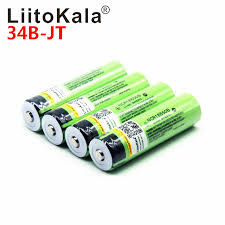 Hot <b>liitokala</b> 18650 3400mah <b>New Original</b> NCR18650B 3000 3400 ...