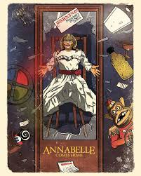 <b>Annabelle</b> Comes Home is an upcoming American supernatural ...