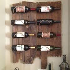 we decided to make our own wine rack from local old barn wood this is barn wood ideas barn