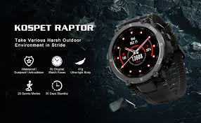 KOSPET Raptor Smart Watch for Men, 1.3