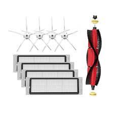 9PCS <b>Robot Vacuum Cleaner</b> HEPA Filters Main Brush <b>Accessories</b> ...