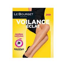 <b>Колготки</b> LE BOURGET Voilance Eclat <b>20 den</b> Черный р-<b>р 3</b> - Цена ...