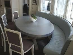 images zinc table top: custom zinc table top for banquette