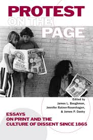 uw press protest on the page essays on print and the culture of high resolution cover color