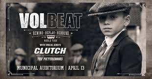 <b>Volbeat</b>: <b>Rewind</b>, Replay, Rebound World Tour