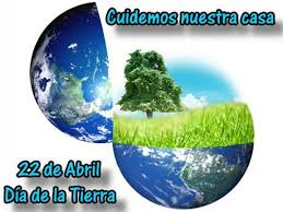 Resultado de imagen para Día de la tierra
