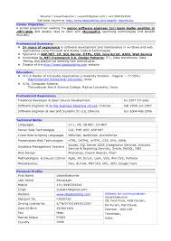 examples of resumes sample resume sap experience abap 85 remarkable samples of resume examples resumes