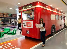 google office in uk. the google uk headquarters in victoria london feature a routemaster bus turned into office uk i
