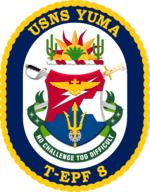 Resultado de imagen para fotos del USNS Yuma