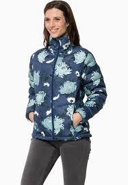 <b>Куртка</b> утепленная Jack Wolfskin <b>HELIUM</b> HIGH PRINT W купить ...