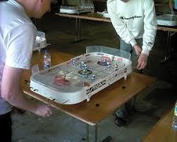 ITHF table hockey