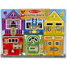 Купить бизиборд <b>Деревянная игрушка Melissa Doug</b> Доска с ...
